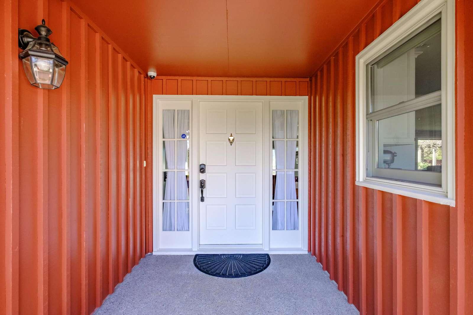 Highland Acres Entrance