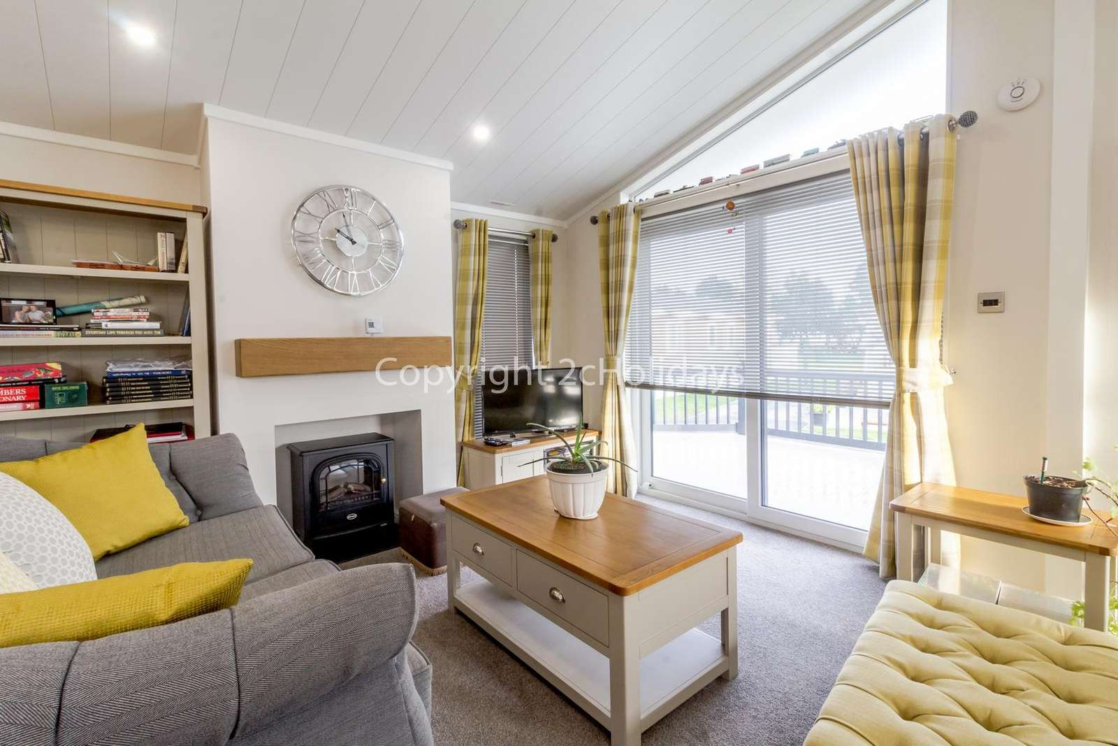Remember you will receive a £50 off voucher after your stay to go towards your next booking with 2cHolidays