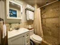 Bedroom Two's en-suite bath! thumb