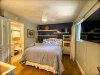 Bedroom 2 - complete with en-suite bath! thumb