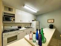 Plenty of room in the full-kitchen! thumb
