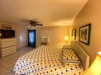 Tons of room to relax - enter/exit on parking lot side or beach side for added convenience! thumb