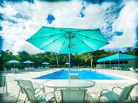 All guests can enjoy the Crystal Cove private pool! thumb