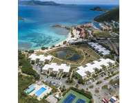 An aerial of Crystal Cove and Sapphire Beach. WOW! thumb