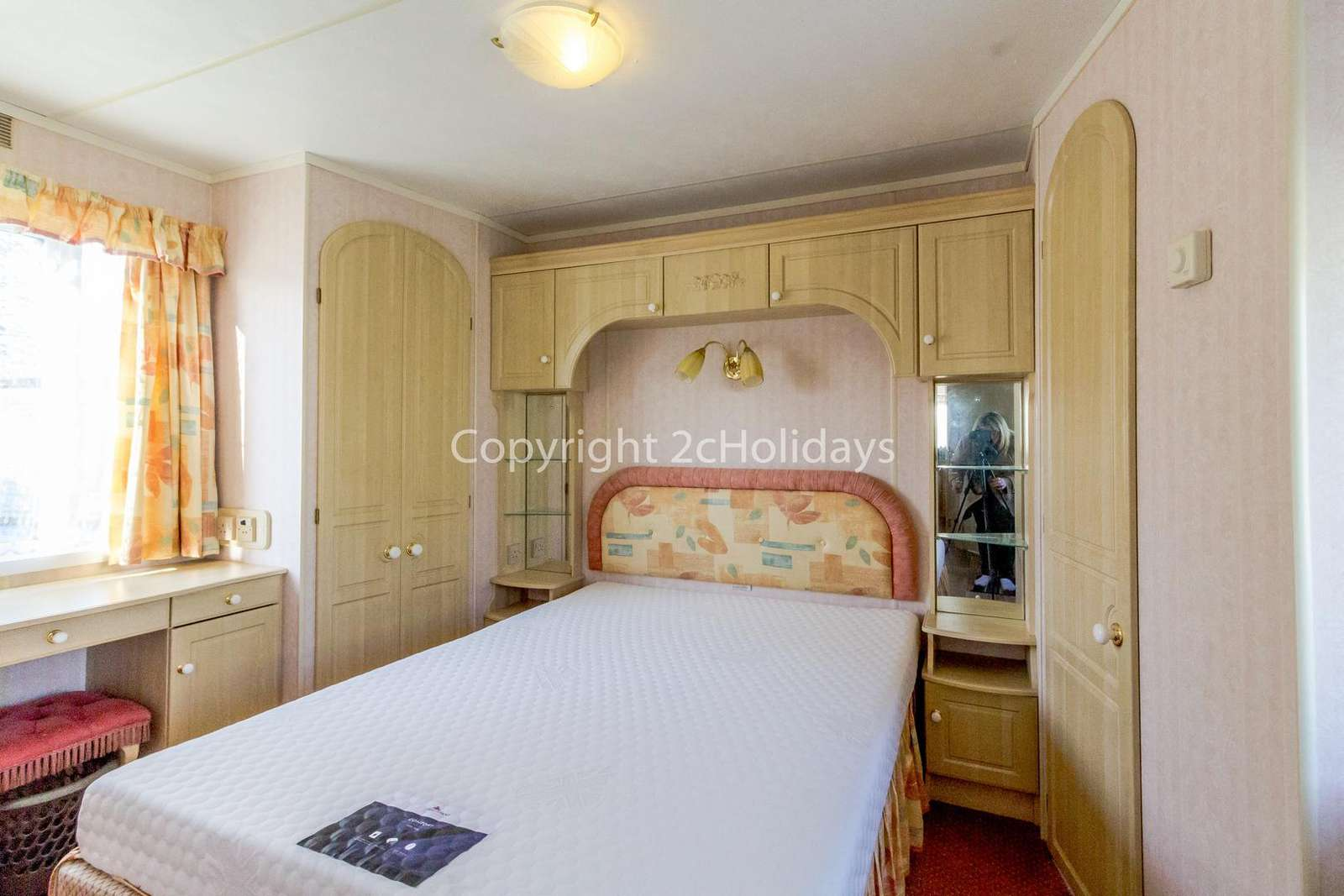 Lovely master bedroom with an en-suite!