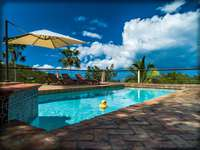 The expansive and inviting pool area! thumb