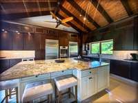 Gorgeous modern kitchen with all the amenities, and lots of room! thumb