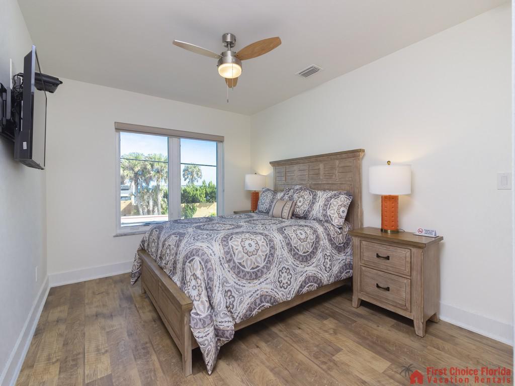 All Ashore North Guest Bedroom