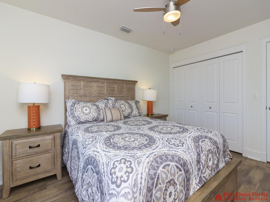 All Ashore North Guest Bed