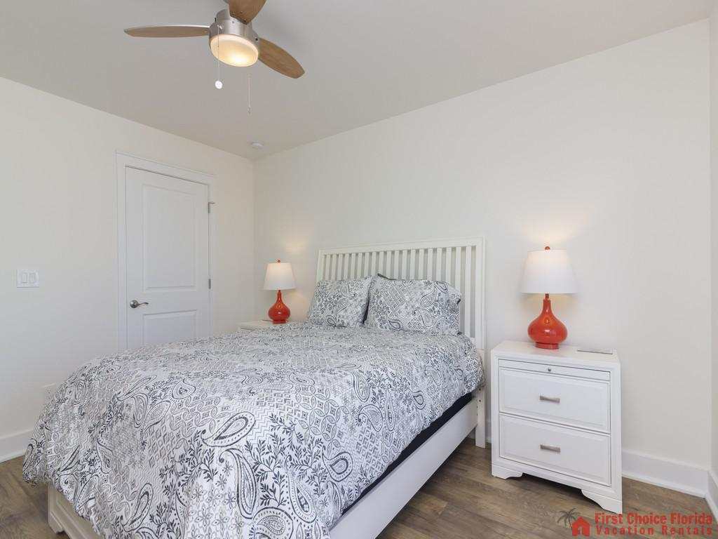 All Ashore North Bed and Nightstand