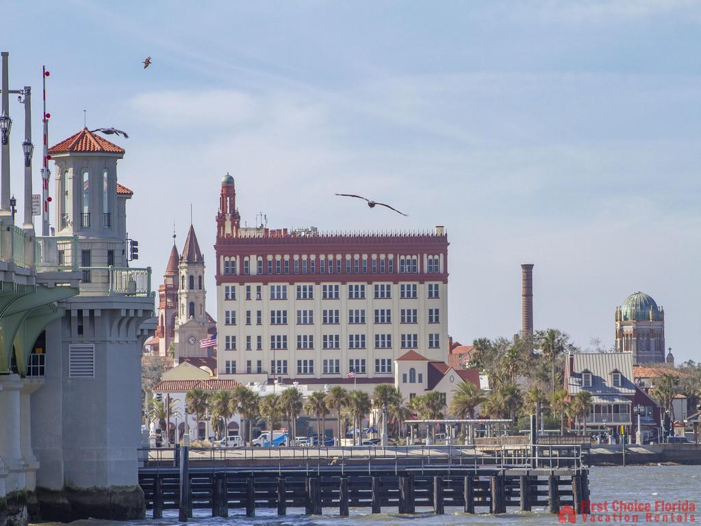 St. Augustine Downtown