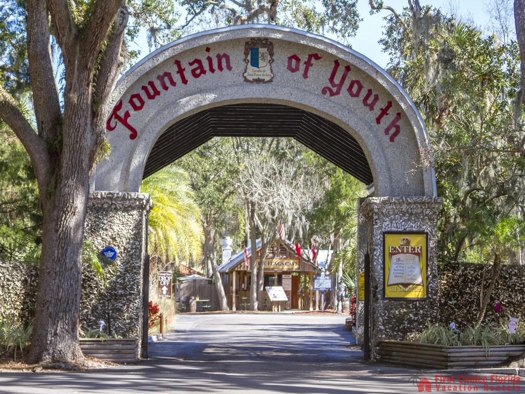 St. Augustine Fountain of Youth