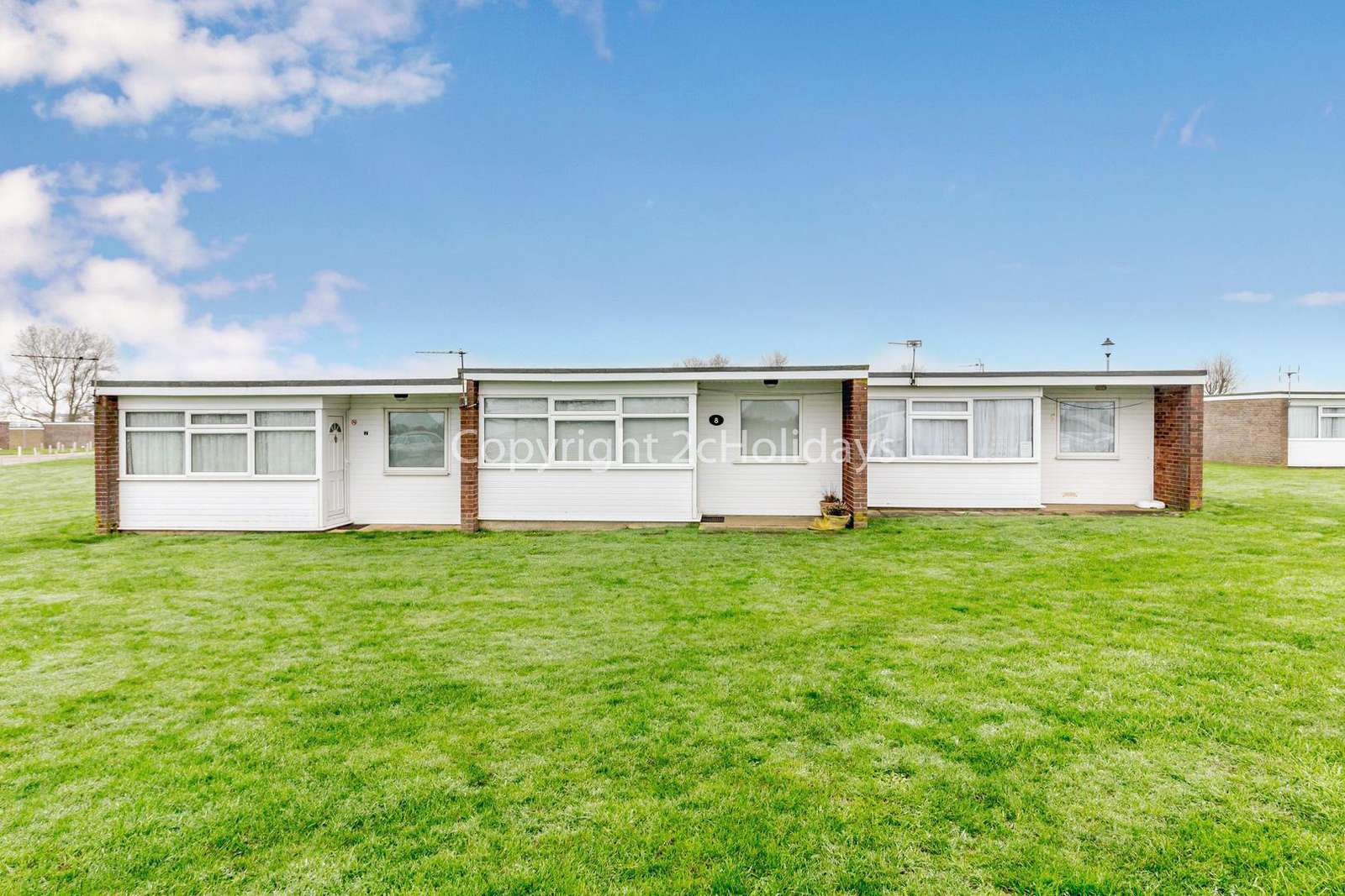 Lovely chalet, close to Thrigby Hall Wildlife Gardens!