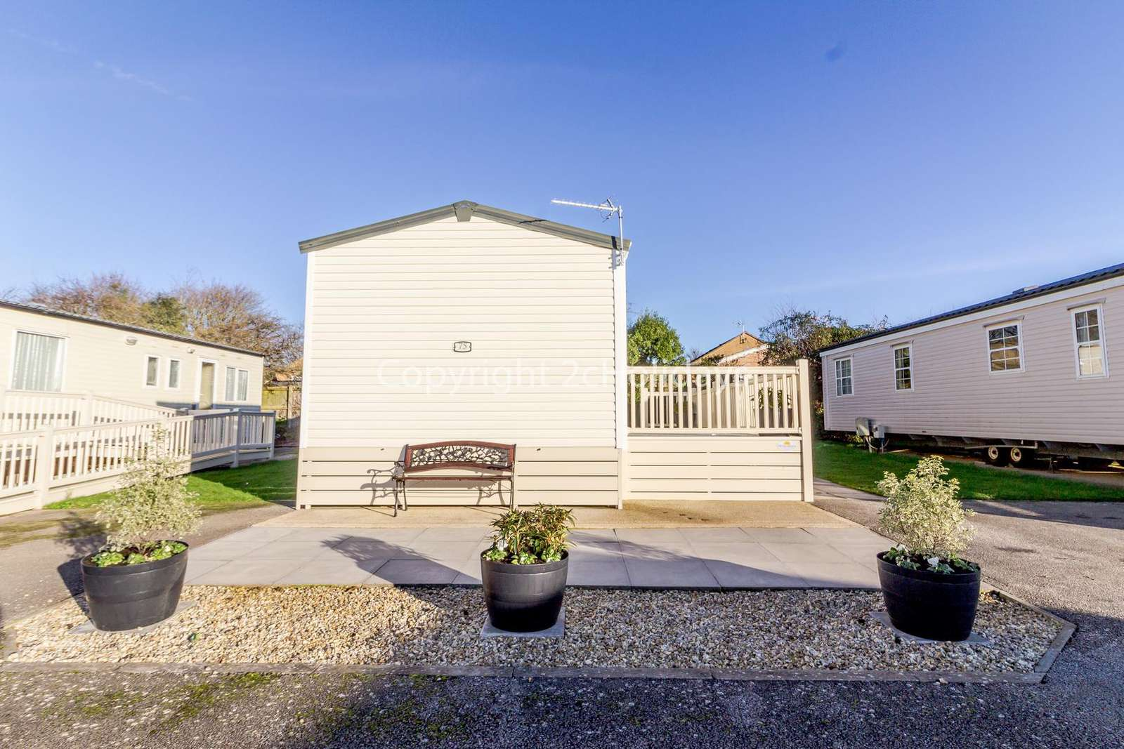 Diamond rated 6 berth caravan on a brilliant site with great facilities