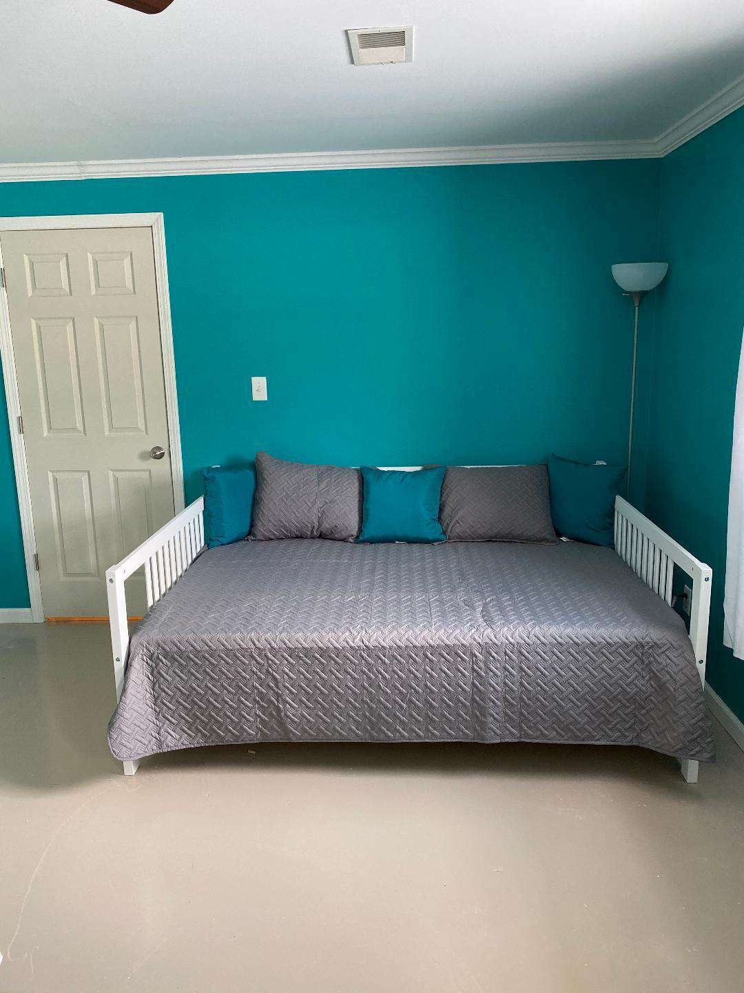 Bedroom; lower level