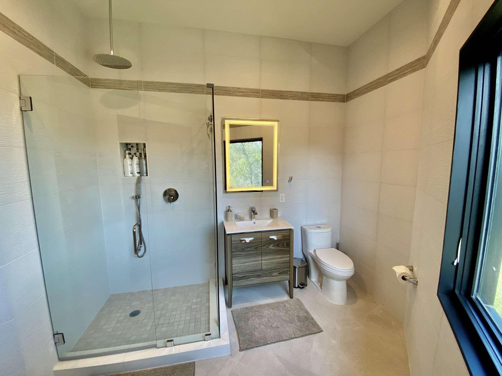 Bathroom 2 (Ensuite w/ Bedroom 2)