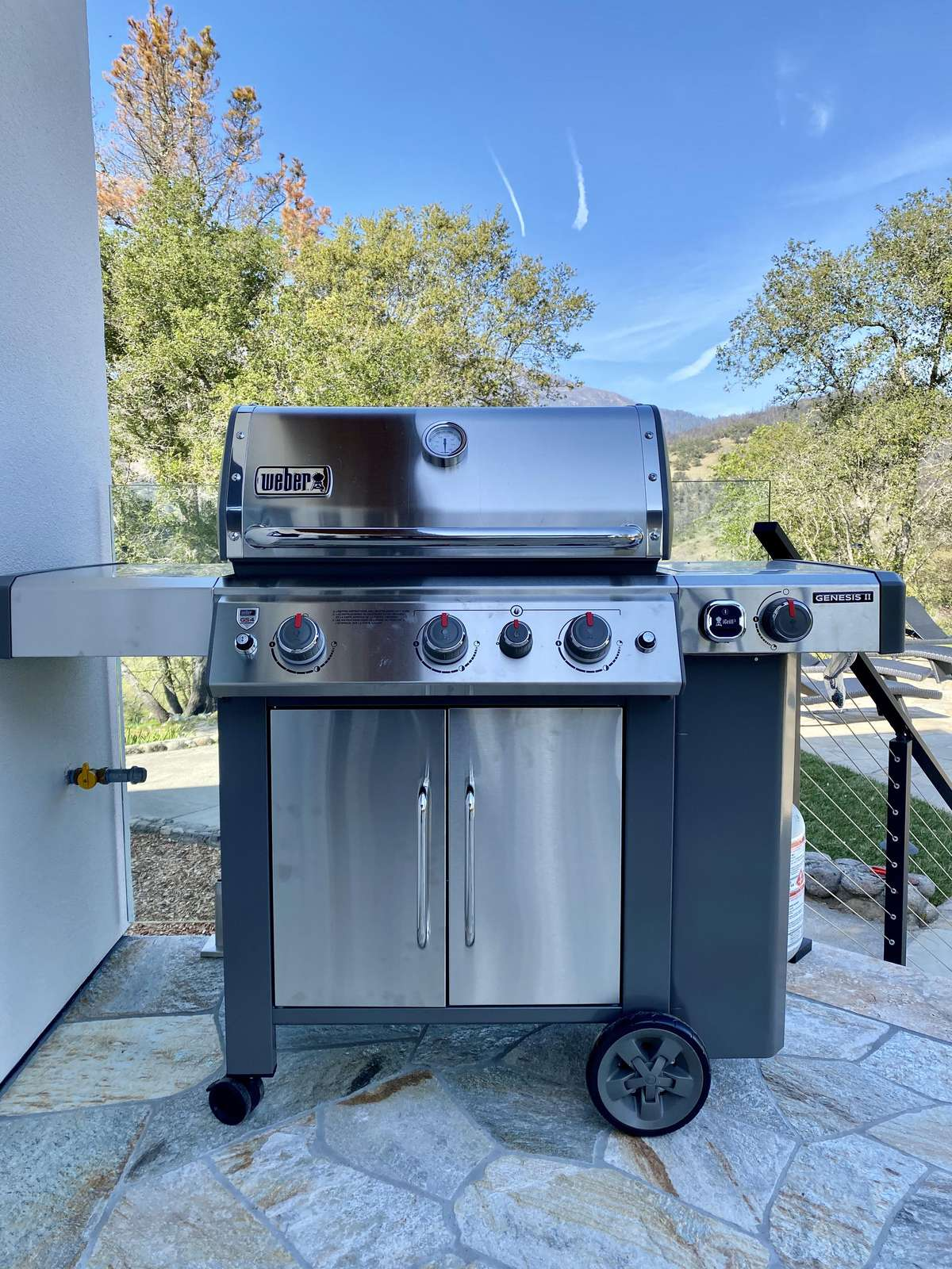 New Weber BBQ