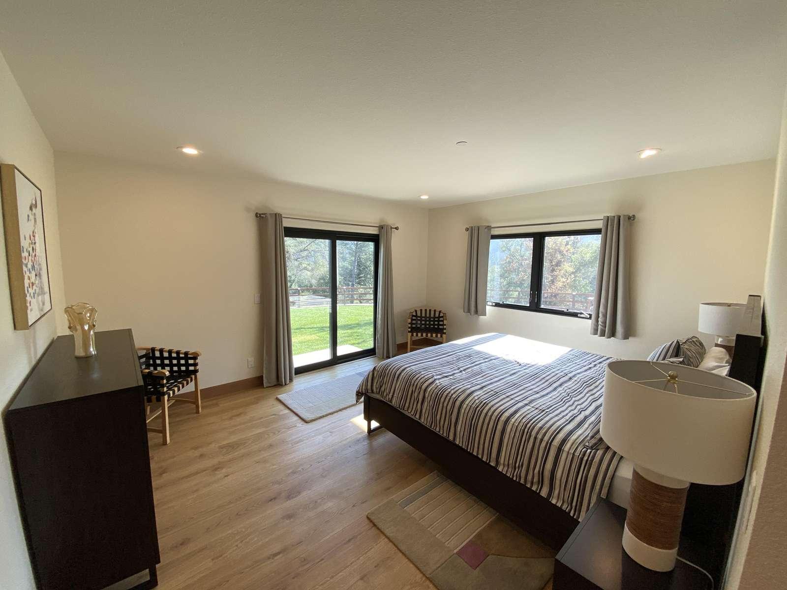 Bedroom 4: Master Suite w/ Ensuite Bath