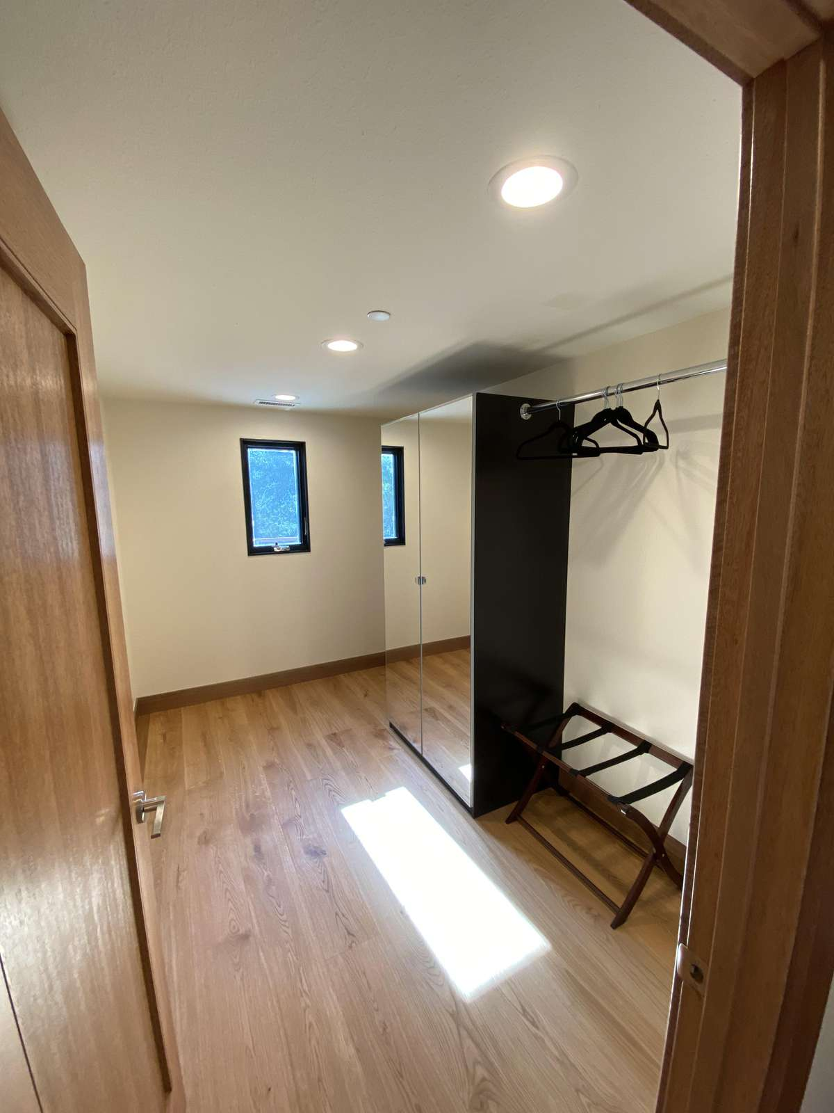 All bedrooms have large walk-in closets