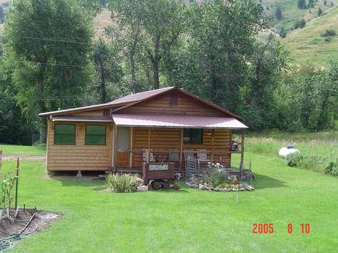 Pony Creek Side Cabin