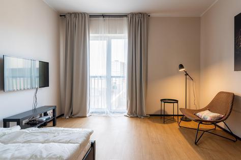 Chic Studio Apartment in the Centre of Tallinn