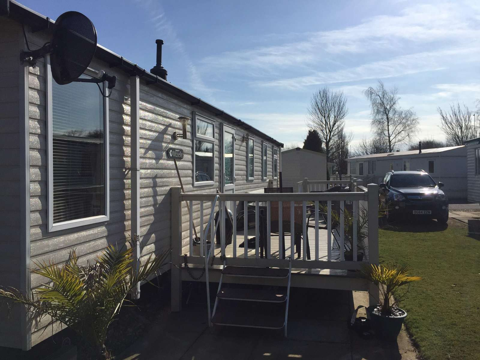 In a brilliant location only a short drive to the lovely seaside town of Skegness.