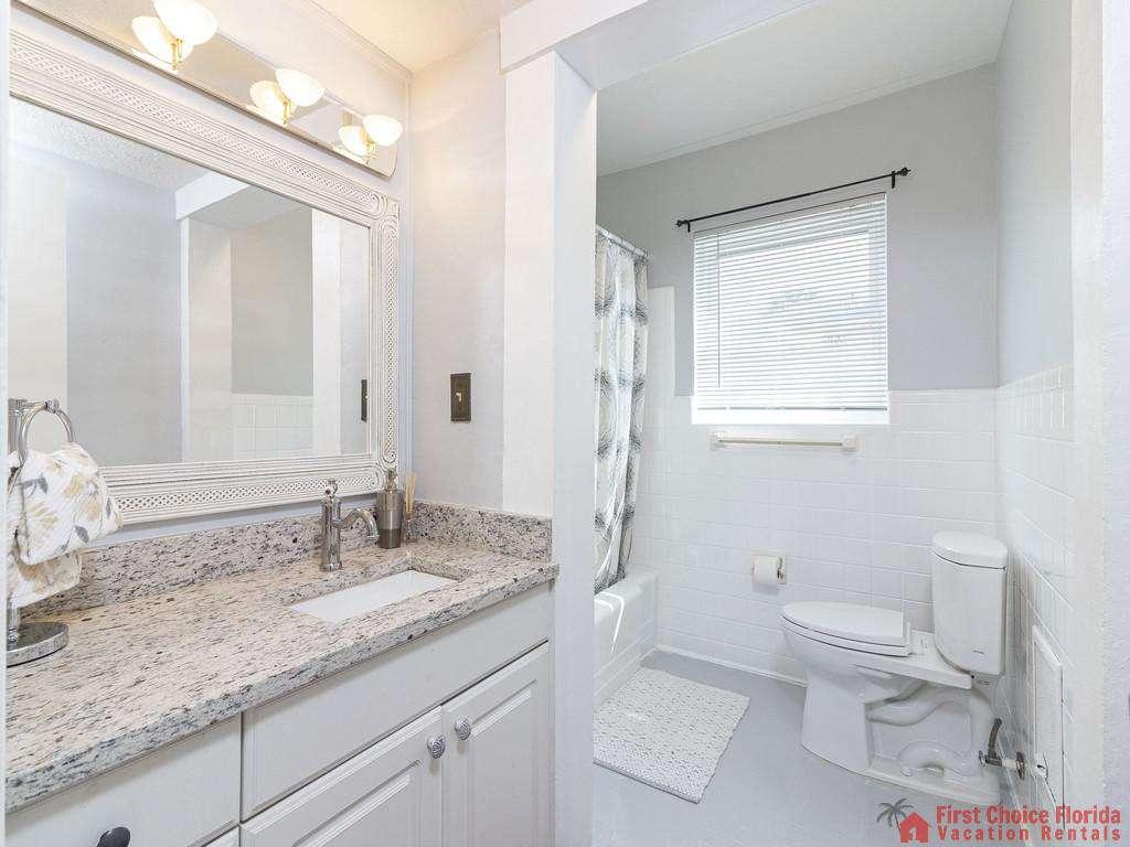 Deja Blue Bathroom Vanity