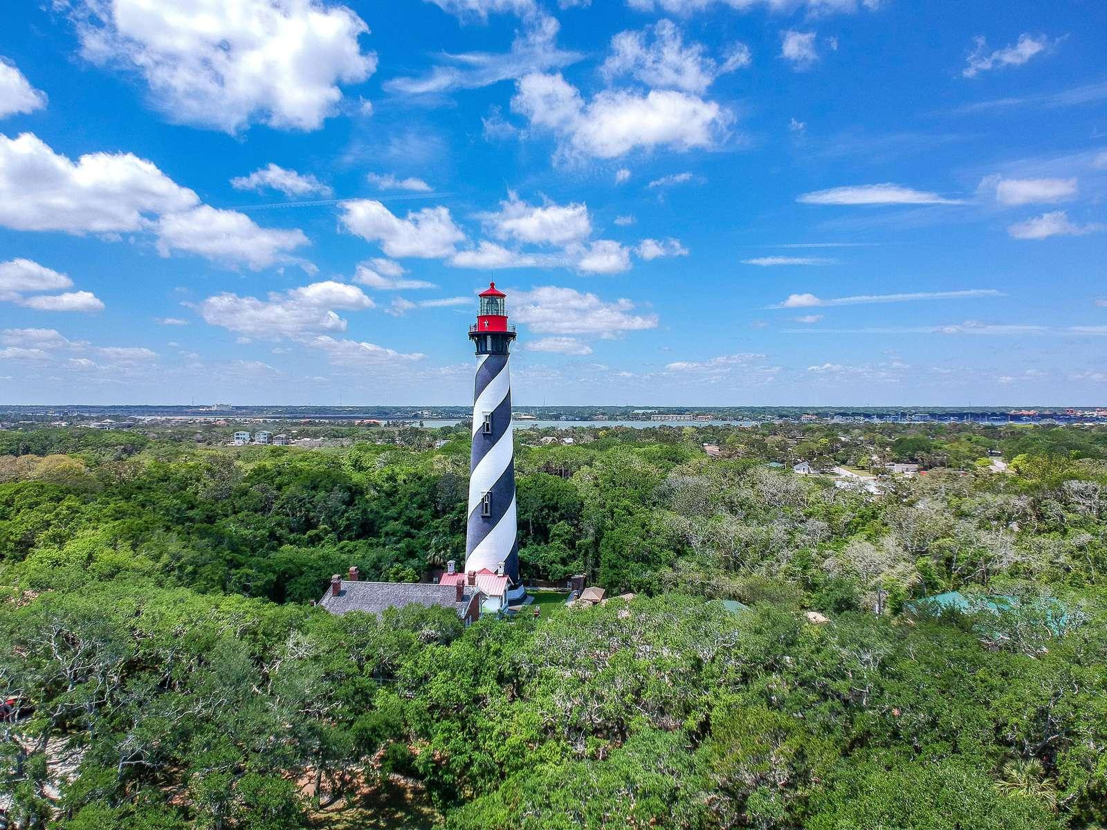 St. Augustnie Lighthouse
