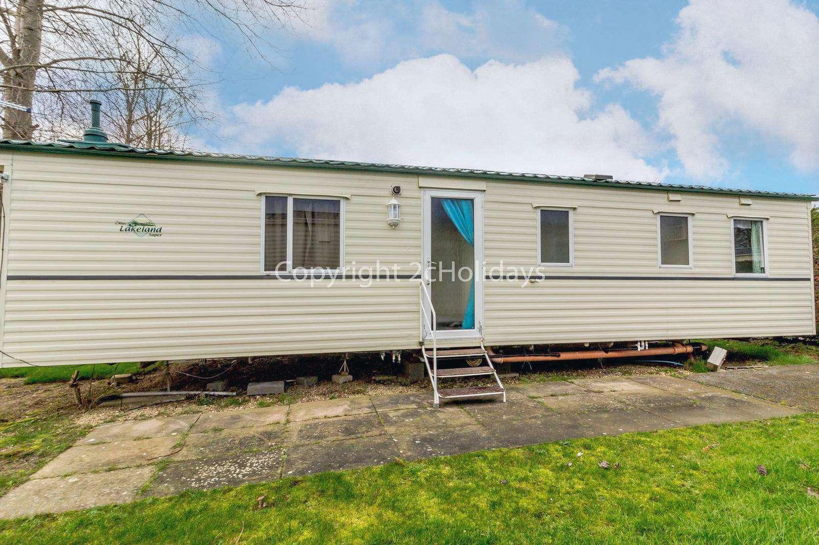 Superb 8 berth pet friendly accommodation!