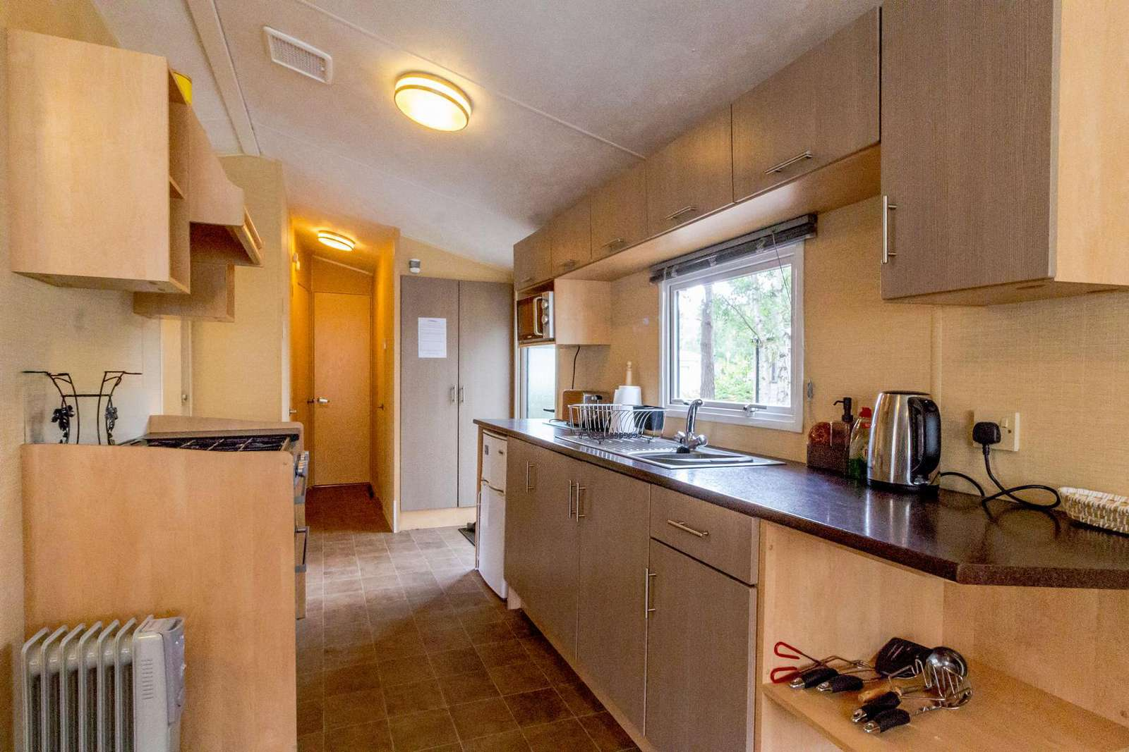 Fully equipped kitchen, perfect for self-catering accommodation