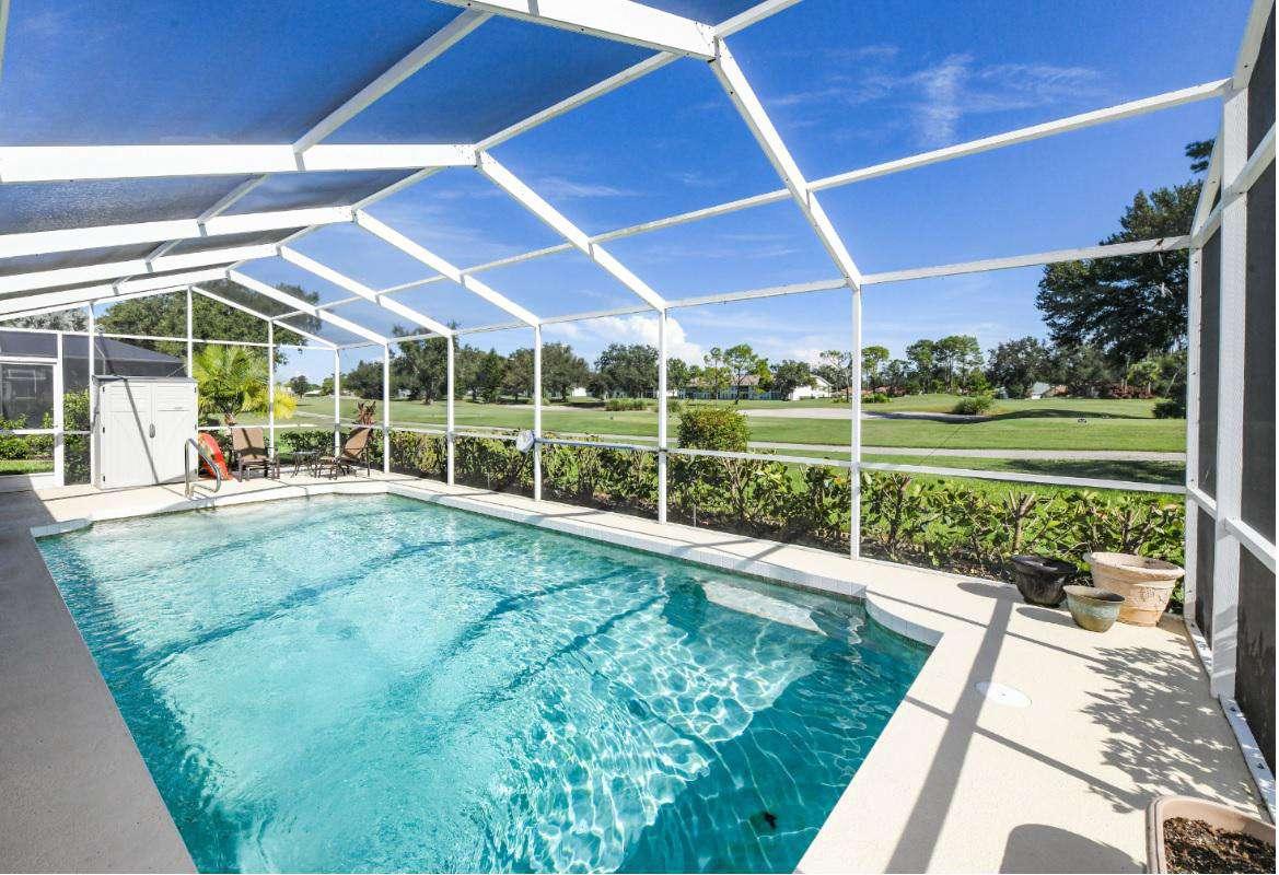 Pool full view