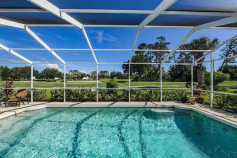 Bright 3/2 Home with private pool at Tara Golf & Country Club