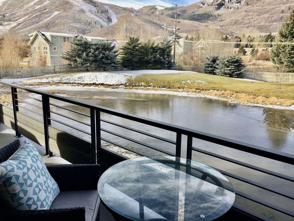 Stunning views of Park City Mountain Resort