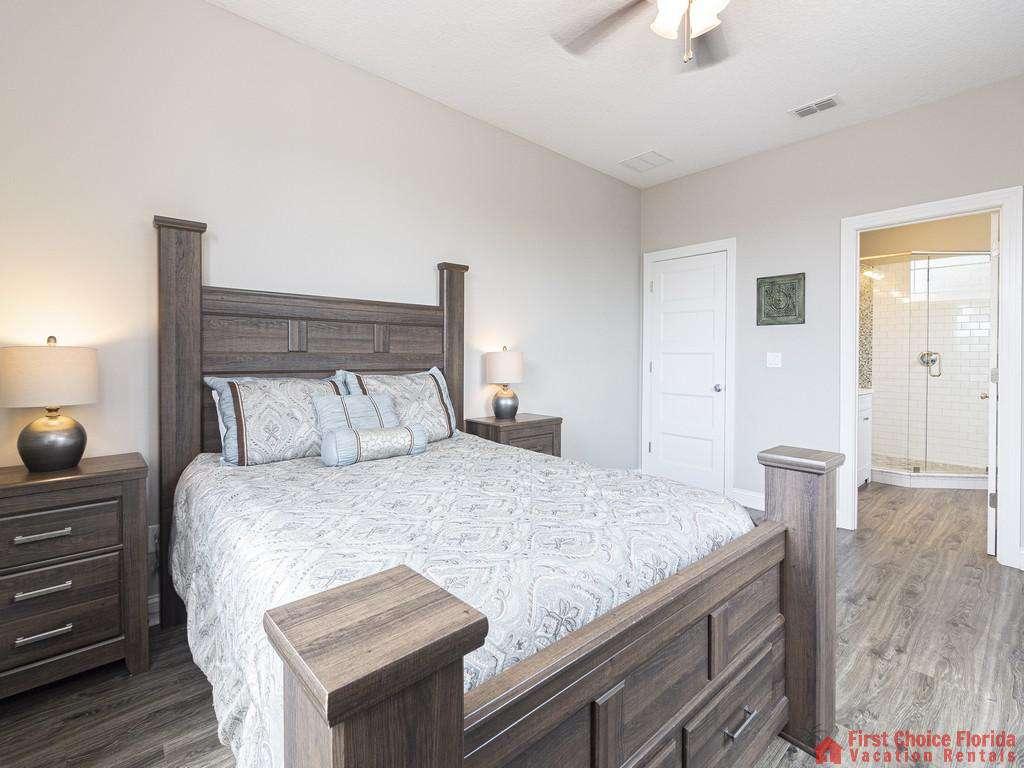 Sea View Second Floor Bedroom