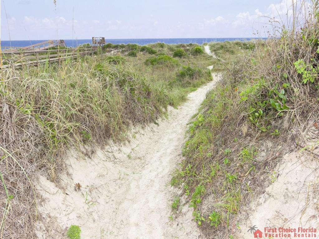 Sea View - Beach Path