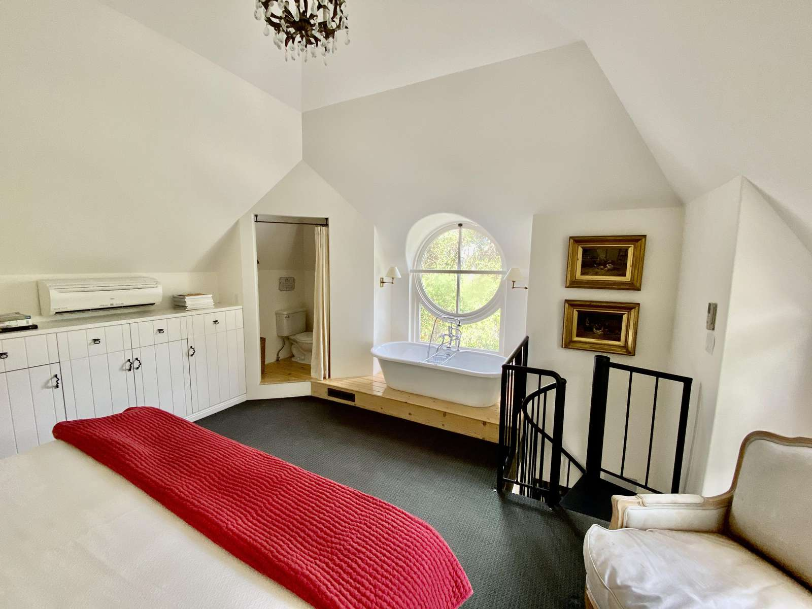 Bedroom & Bathroom 3 (Villa 2)