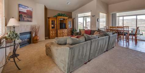LP2014 : 3 BD / 2 BA - Las Palmas Resort