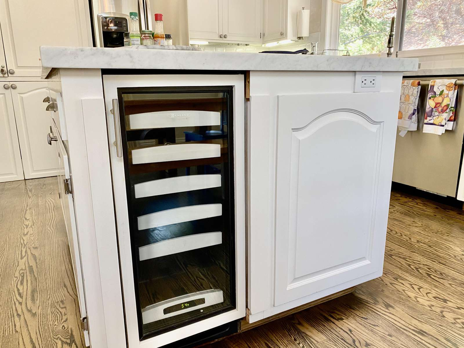 Places to store your daily tastings!