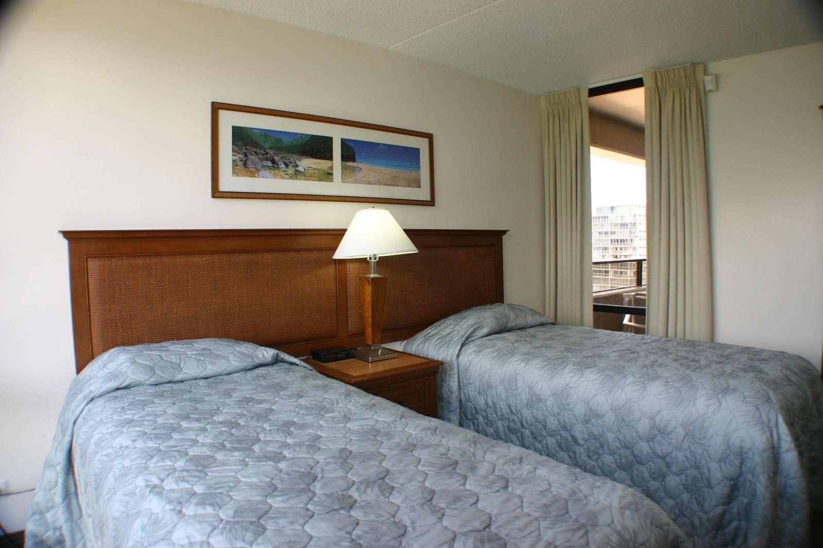 Bdrm 2 - 2 Twin XL Beds