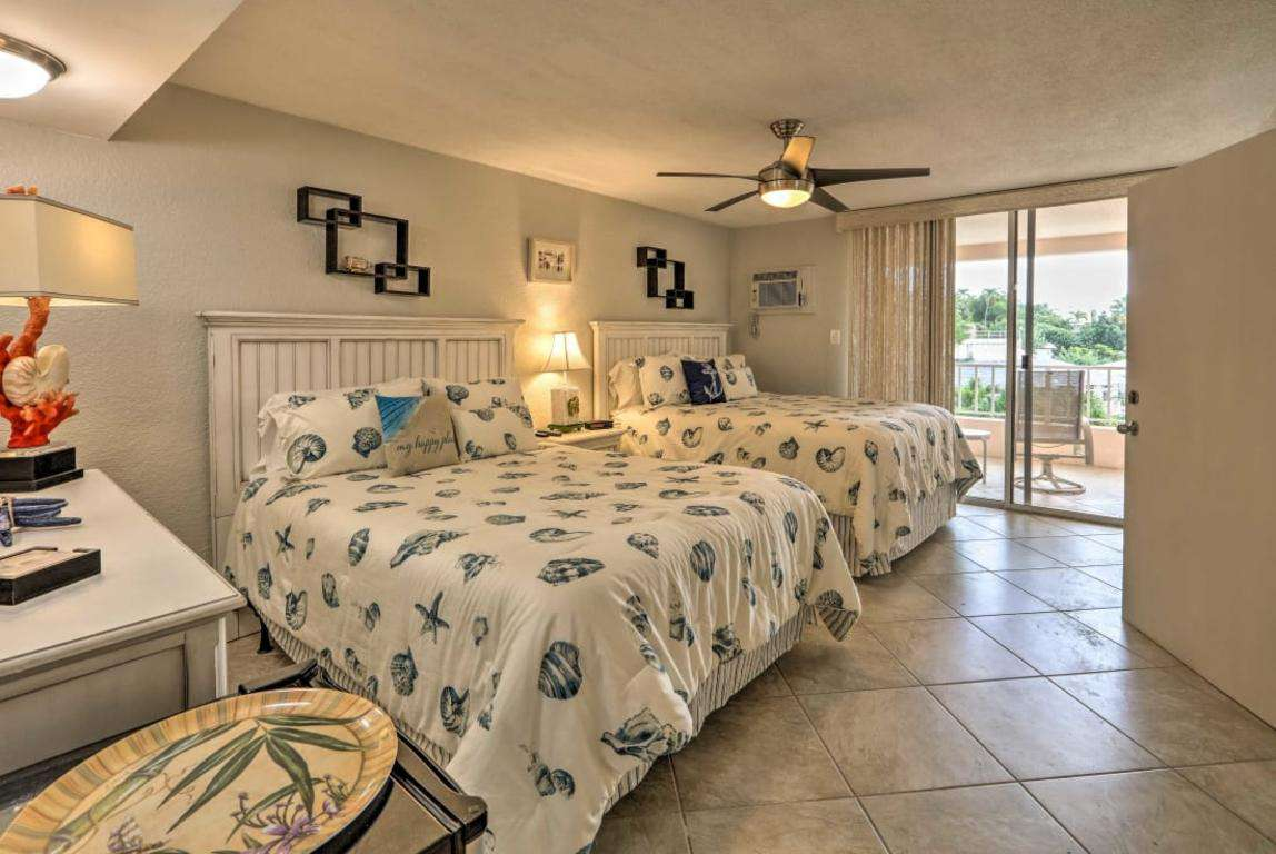 Guest Bedroom with Private Patio