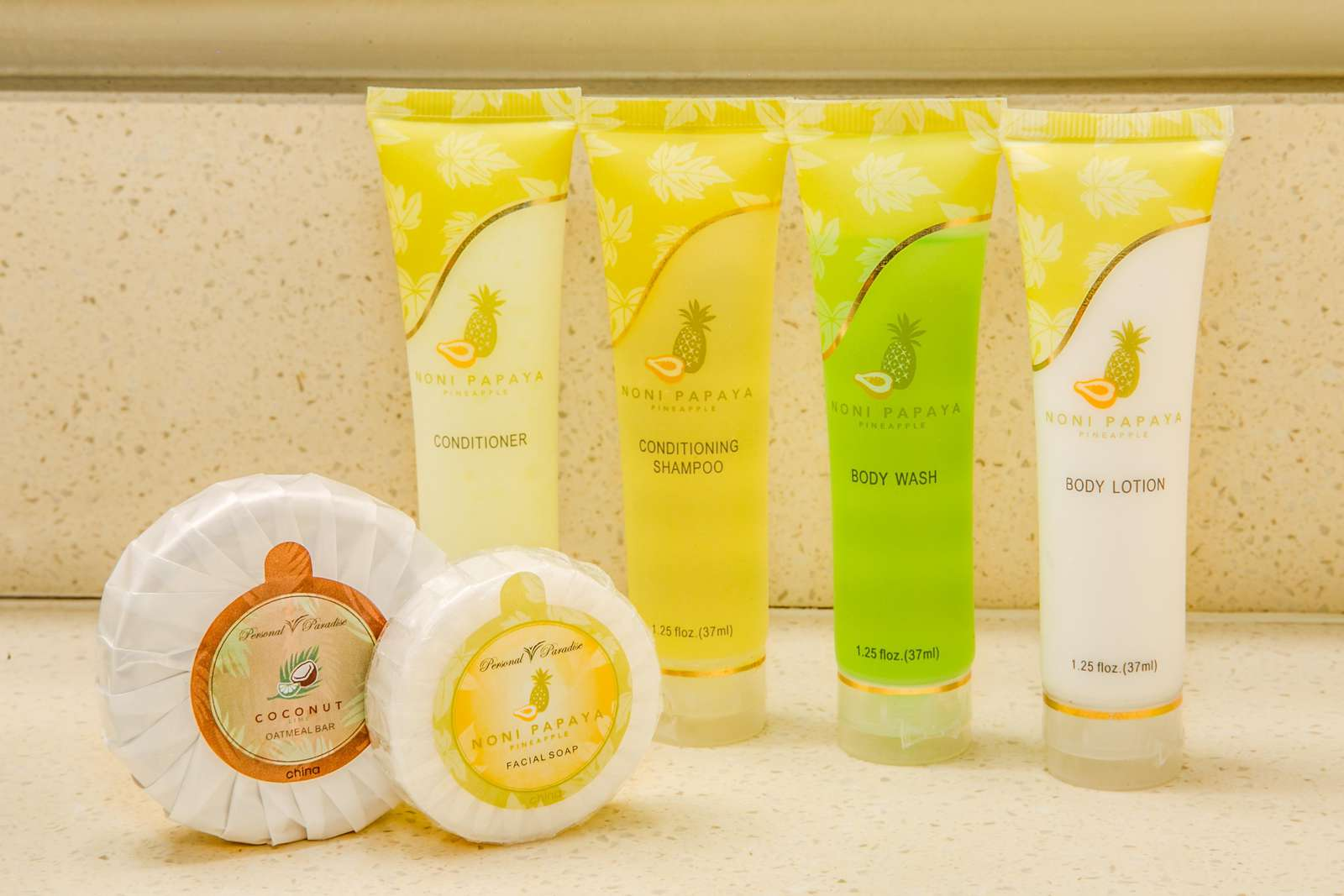 Shampoo and Soaps to get you started