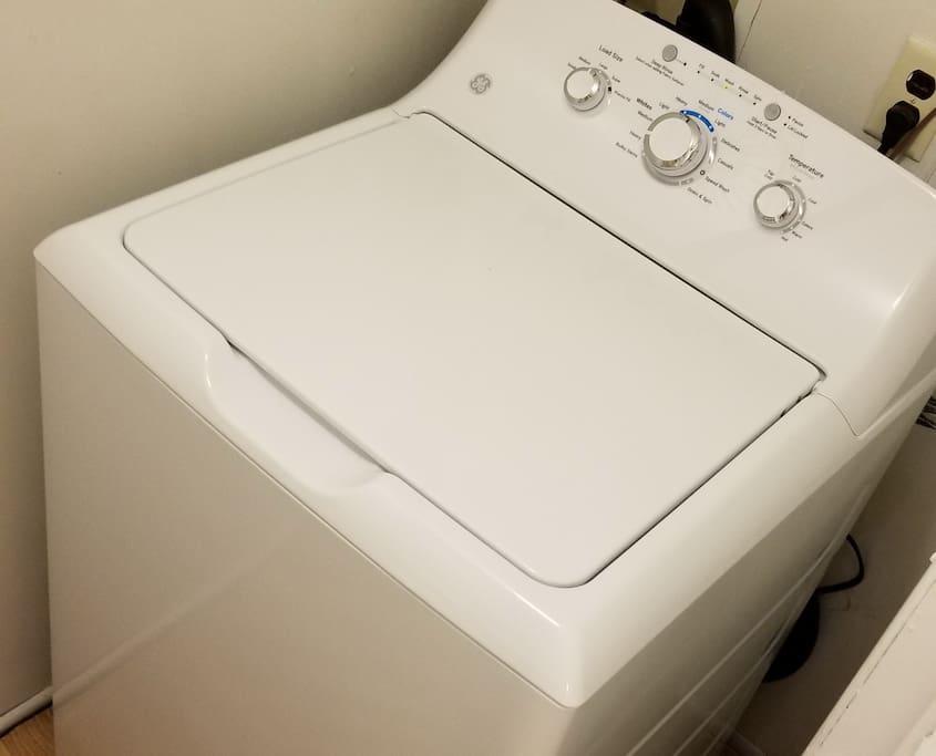 Full Size Washer
