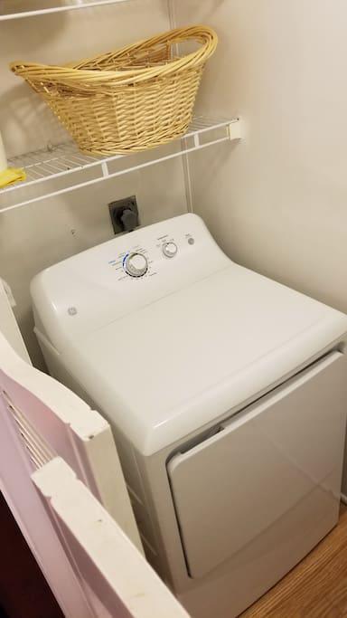 Full size dryer