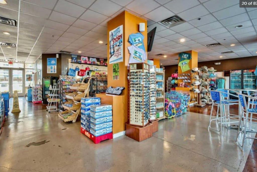 Boardwalk Convenience Store