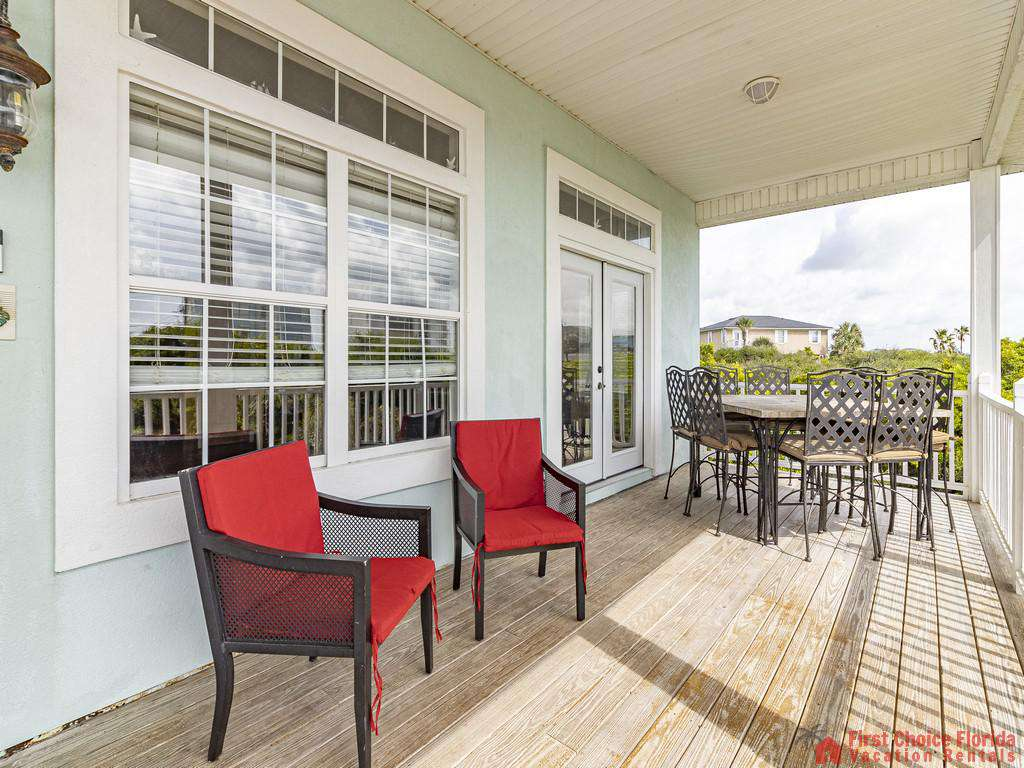 Coastal Hideaway Patio Chairs