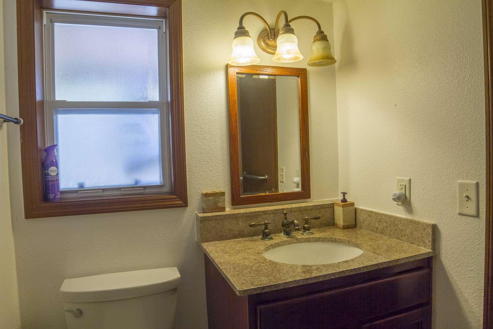 First Floor Efficiency Bath