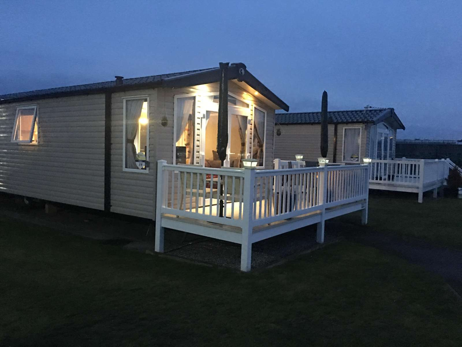 Modern open plan living, diner and kitchen, great for families
