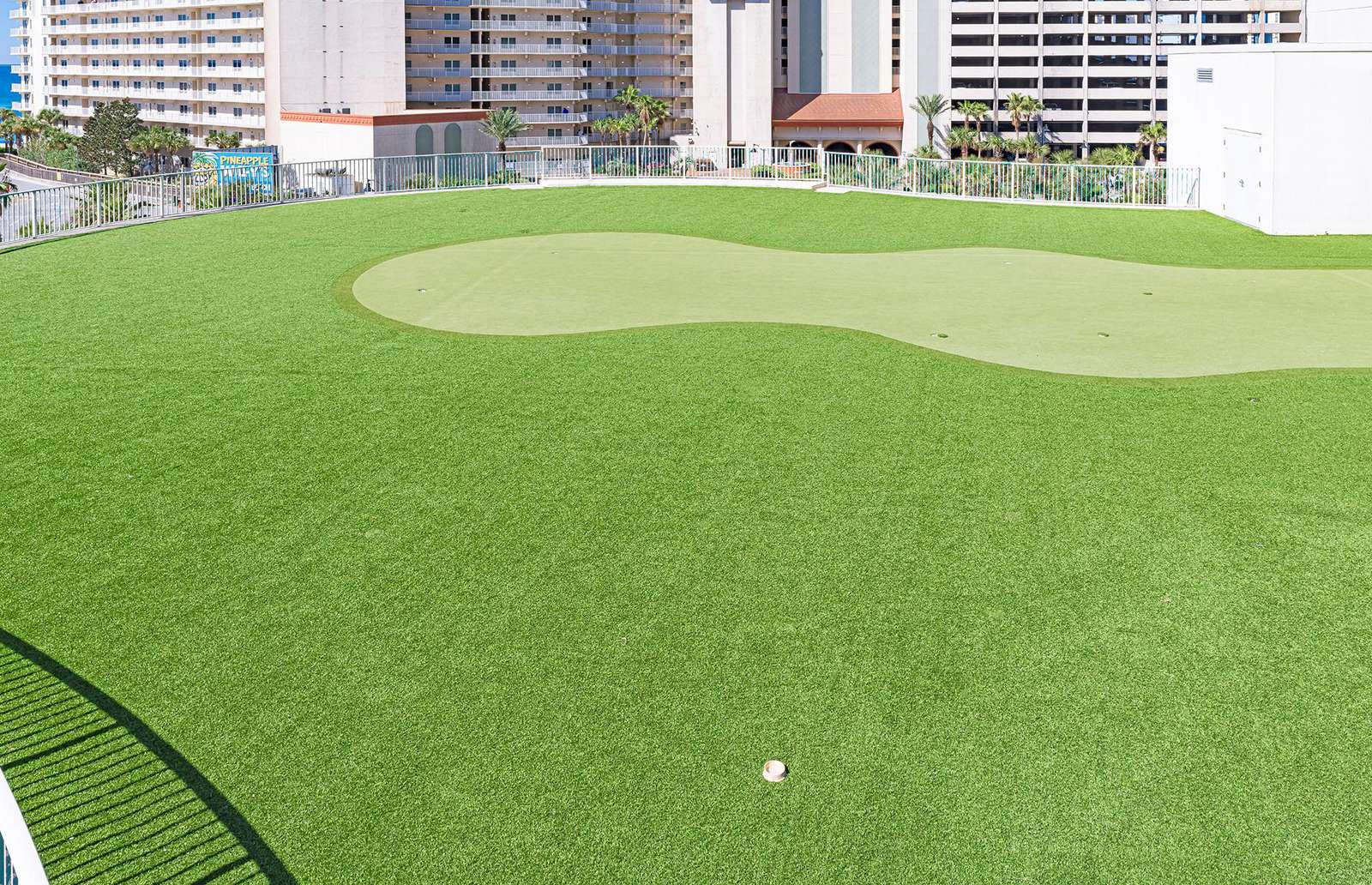 Get some practice on your putting skill!