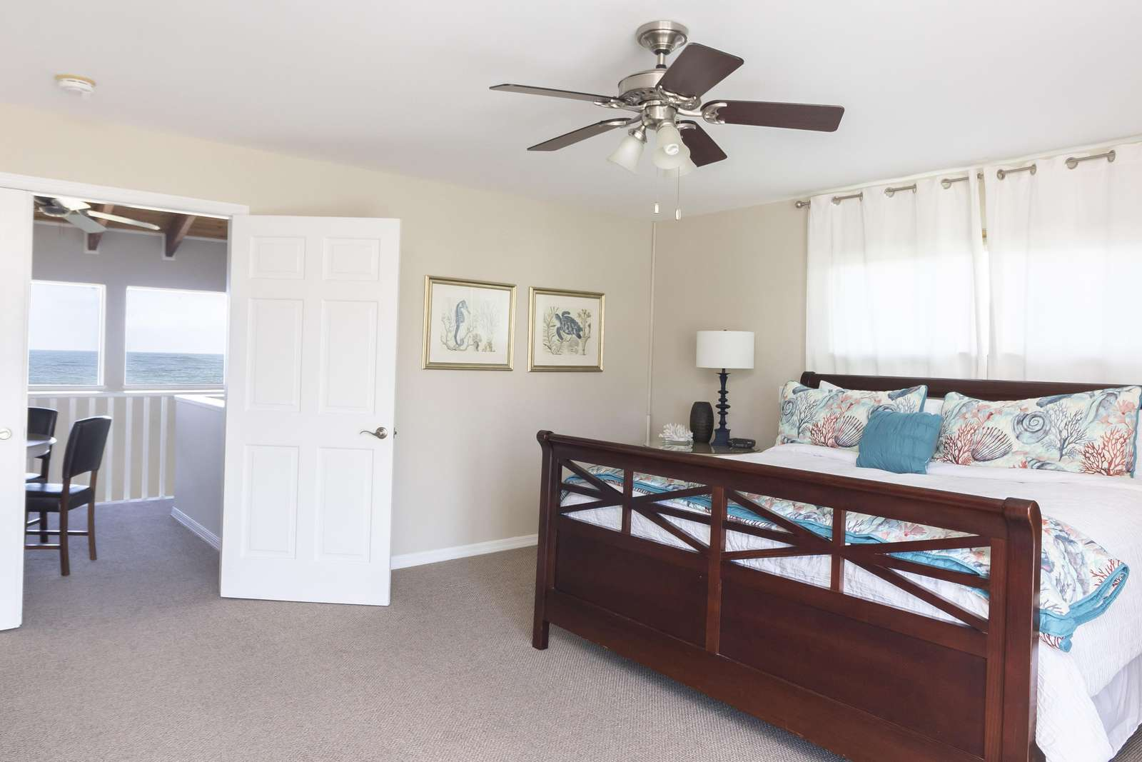 Ocean Sunrise - Master Bedroom