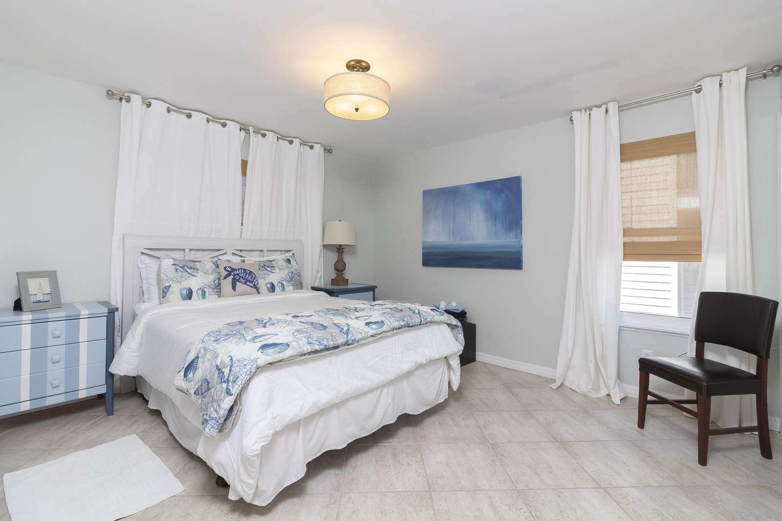 Ocean Sunrise - Guest Bedroom 2nd Floor